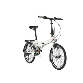 "Ortler London Two Hopfällbar cykel 20"" vit"